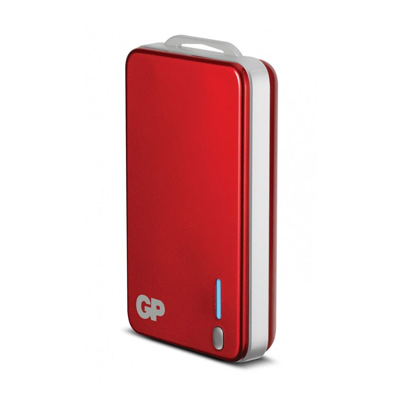 GP Powerbank 4000 mah Red