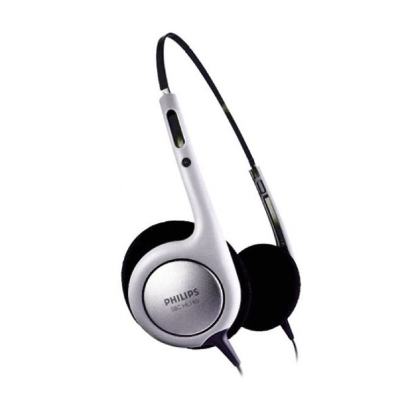 Philips Headphone SHL140 - Silver