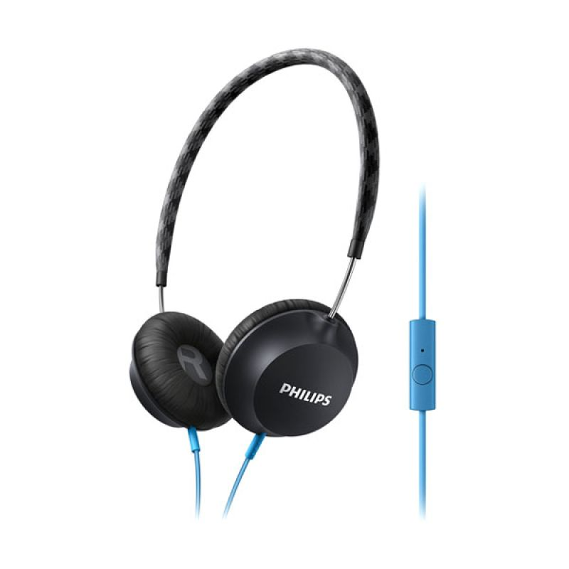 Philips Headphone SHL 5105 - Black