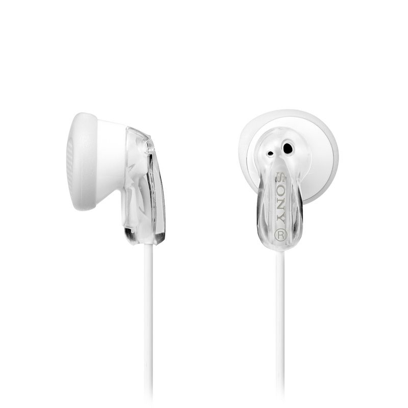 SONY Earphone MDR E9LP White