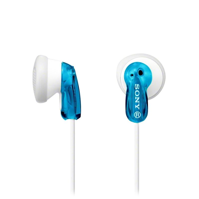 SONY Earphone MDR E9LP Blue