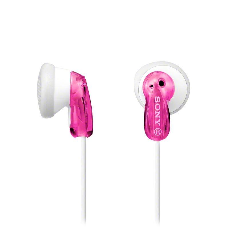 SONY Earphone MDR E9LP Pink