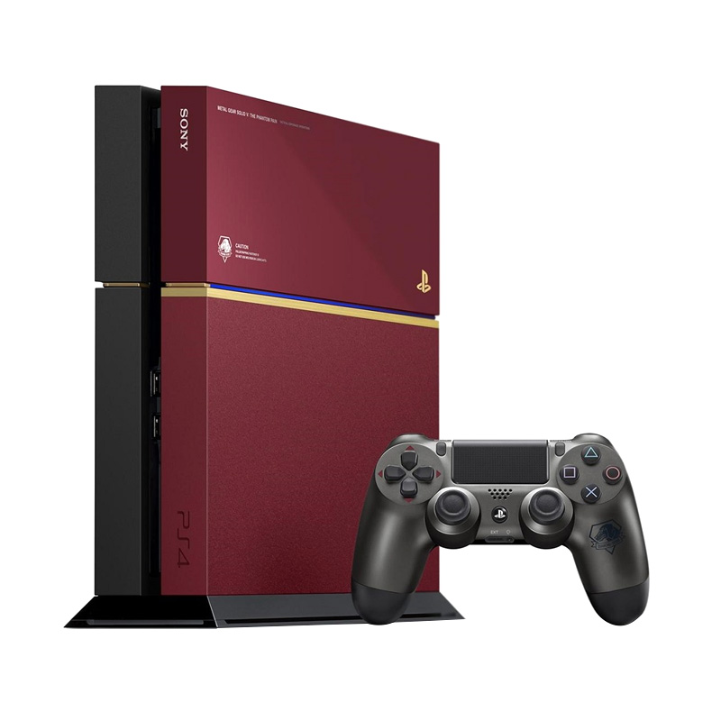 Sony Playstation 4 Metal Gear Solid V The Phantom Pain Edition