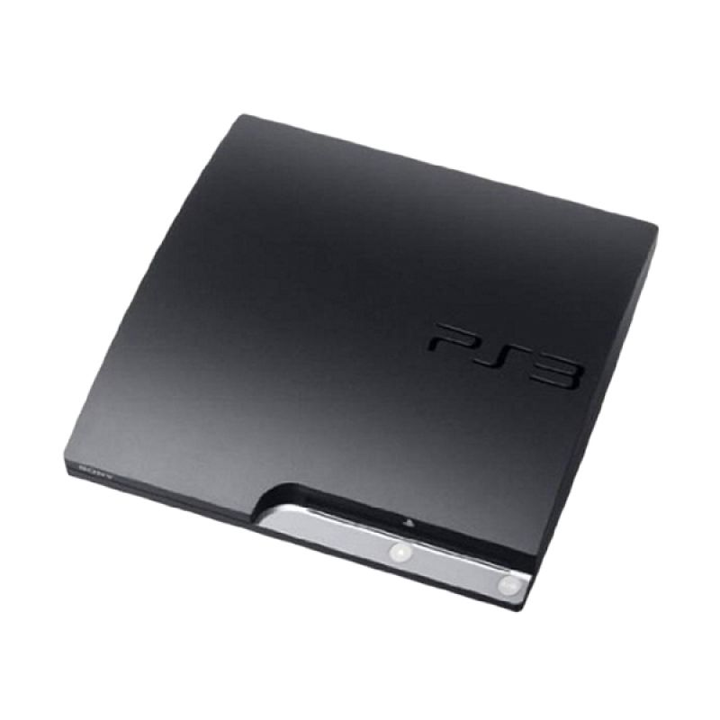 Sony Playstation PS 3 Slim Game Console [160 GB]