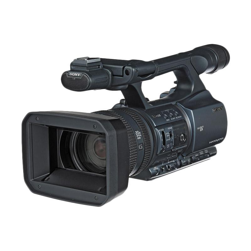 Sony DCR VX2200 Mini DV Digital PAL Hitam Camcorder