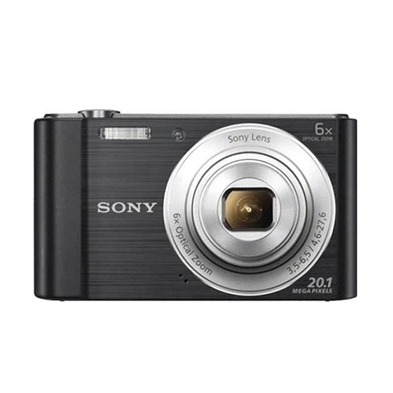harga SONY DSC-W810 Black Kamera Pocket Blibli.com