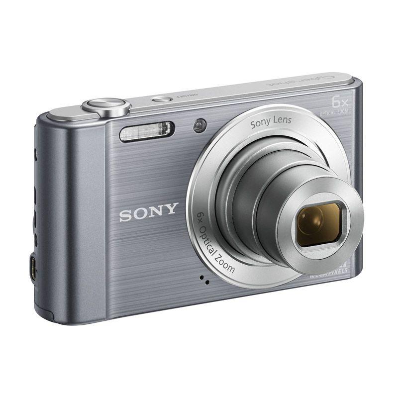 Weekend Deal - SONY DSC-W810 Silver Camera