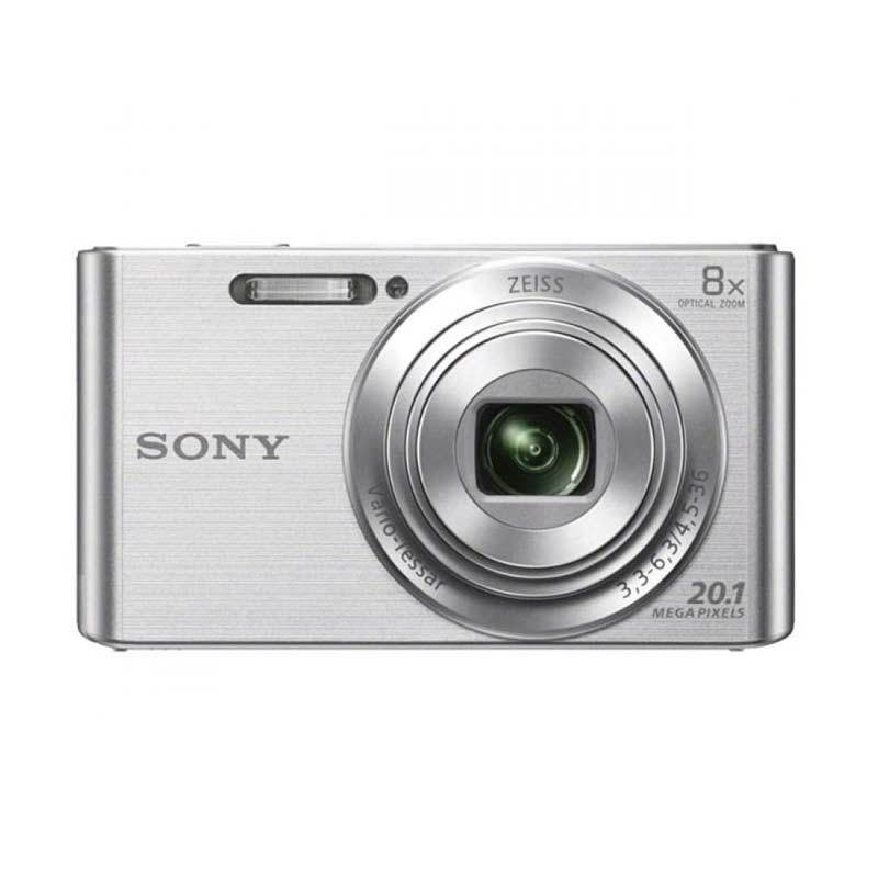 Sony DSC-W830 Silver Kamera Pocket