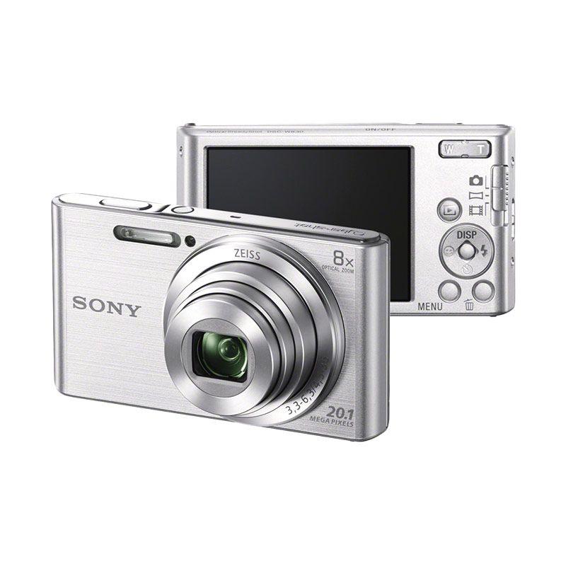 SONY DSC-W830 Silver Kamera