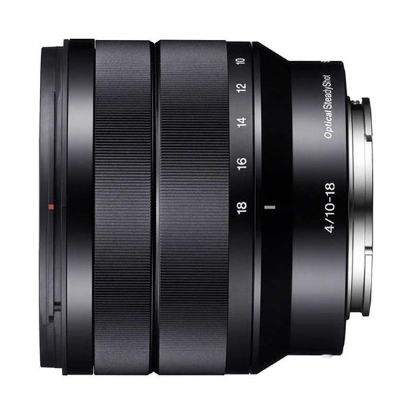 Sony Lens E 10-18mm f/4 OSS