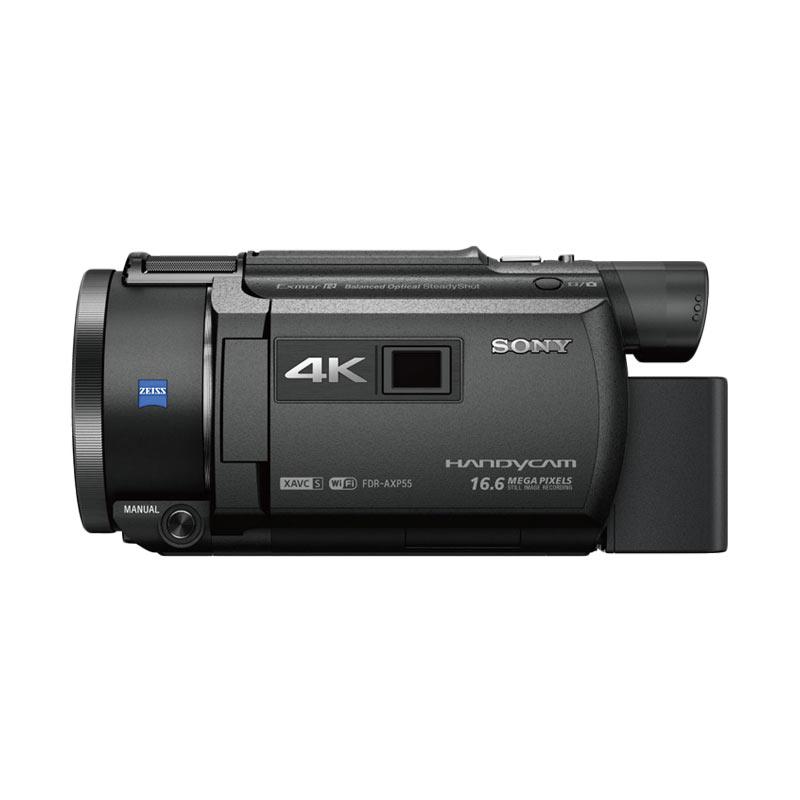 SONY Handycam 4K FDR-AXP55