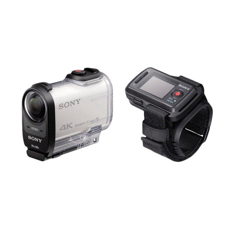Sony FDR-X1000VR 4K Action Kamera - 9311823 , 16341910 , 337_16341910 , 7410000 , Sony-FDR-X1000VR-4K-Action-Kamera-337_16341910 , blibli.com , Sony FDR-X1000VR 4K Action Kamera