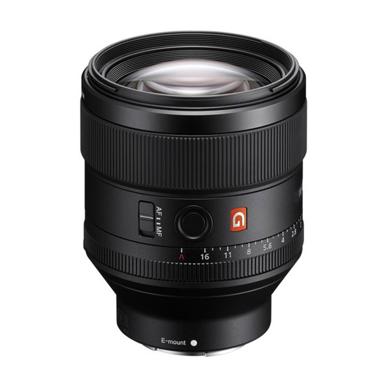 Sony Lens FE 85mm f/1.4 GM