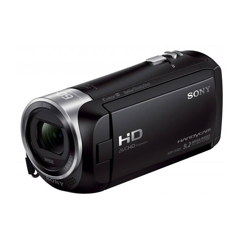 Sony HDR CX405 Handycam [9.2 MPP]