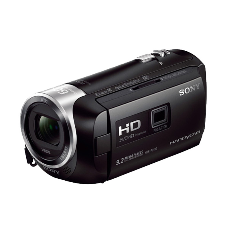 harga SONY HDRPJ410 HD Handycam with Built-In Projector Blibli.com