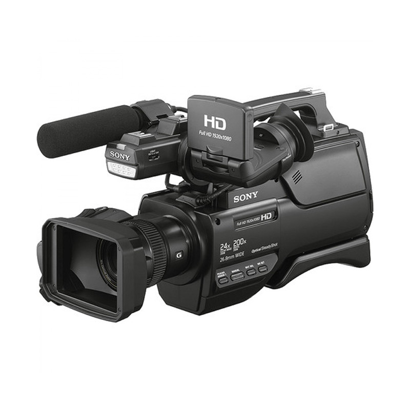 Sony HXR-MC2500 Shoulder Mount Camcorder - Black + Free Extra Battery + Memory Sandisk 16GB Class 10 + Filter Lensa + Tas + LCD Screen Guard Extra diskon 7% setiap hari Extra diskon 5% setiap hari Citibank – lebih hemat 10%
