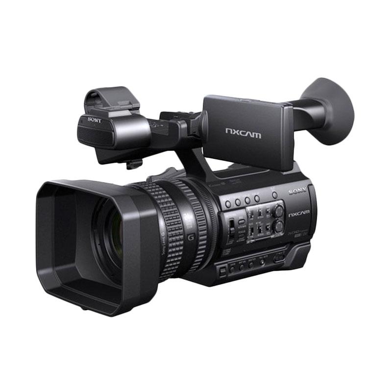 Sony Camcorder HXR NX 100 Black