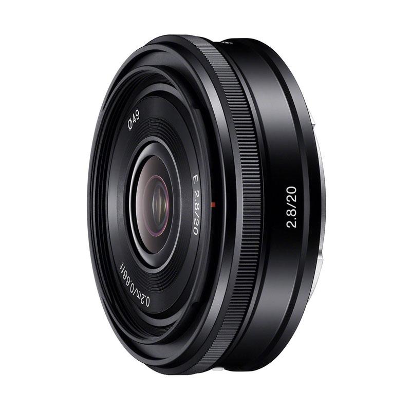 Sony Lens E 20mm f/2.8