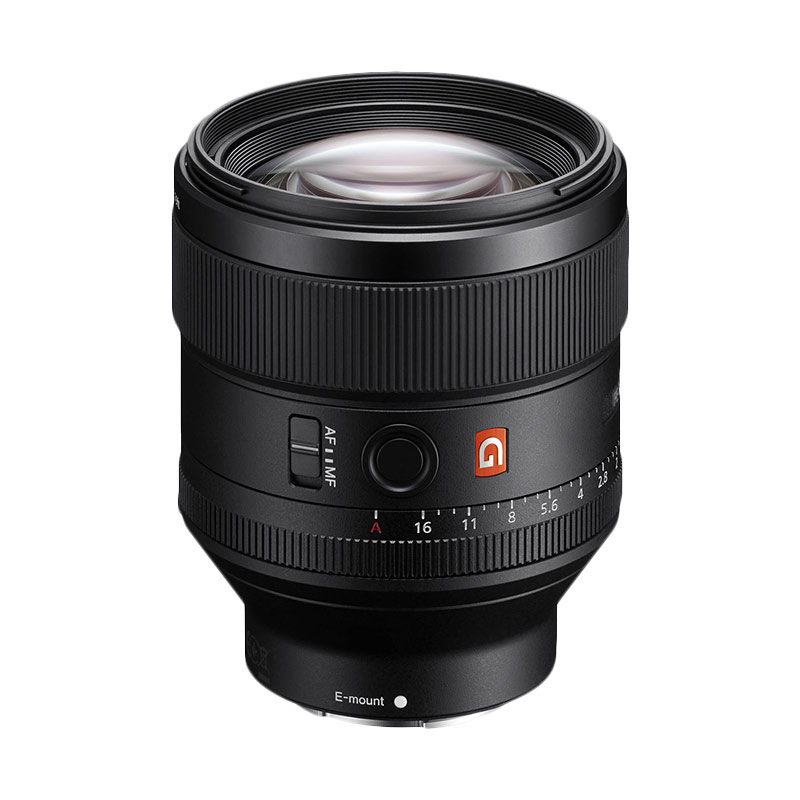 Sony Lens FE 85mm F1.4 GM Lensa Kamera
