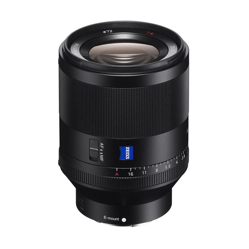 Sony Planar T* FE 50mm f-1.4 ZA Lensa Kamera