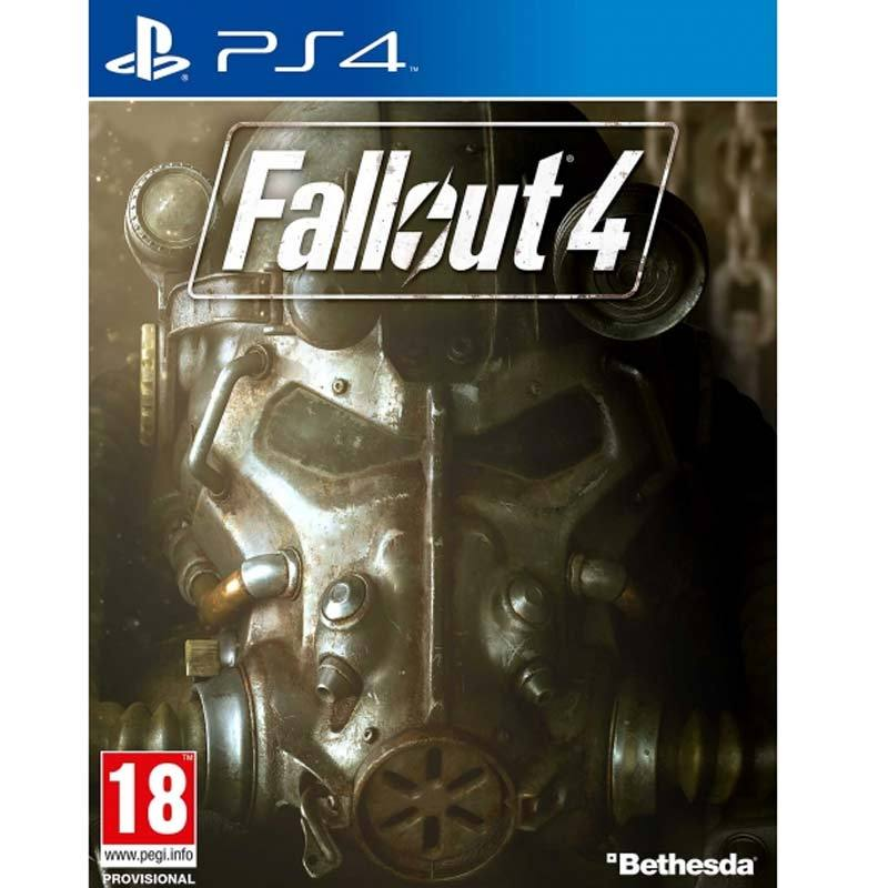 Sony Playstation 4 Fallout 4 DVD Game