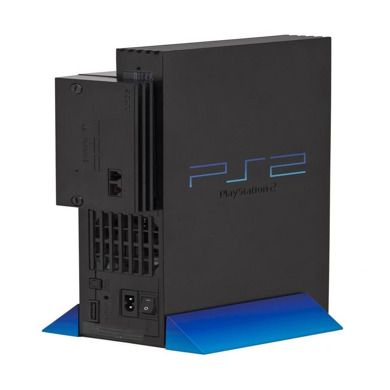 Sony PS2 HDD NA 80 GB Matrix - Hitam Game Console