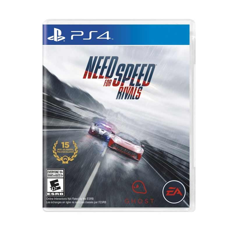 harga Sony PS4 Need For Speed Rival DVD Game Blibli.com