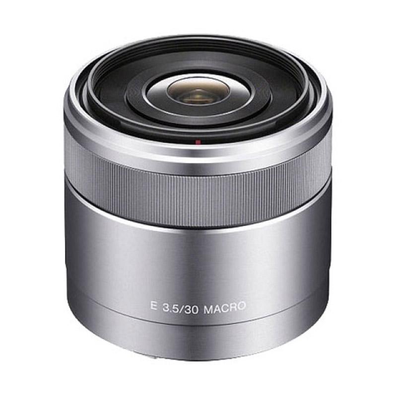 Sony SEL 30mm F3.5 Macro Lensa Kamera