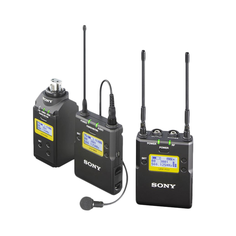 SONY UWP-D16 Wireless Microphone