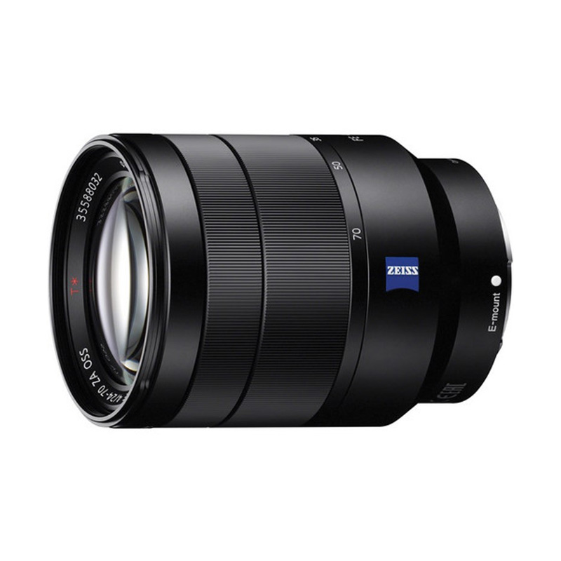 Sony Lens FE 24-70mm f/4 ZA OSS Full Frame