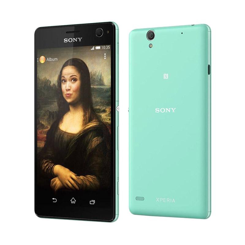 Sony Xperia C4 Dual LTE E5333 Smartphone - Mint