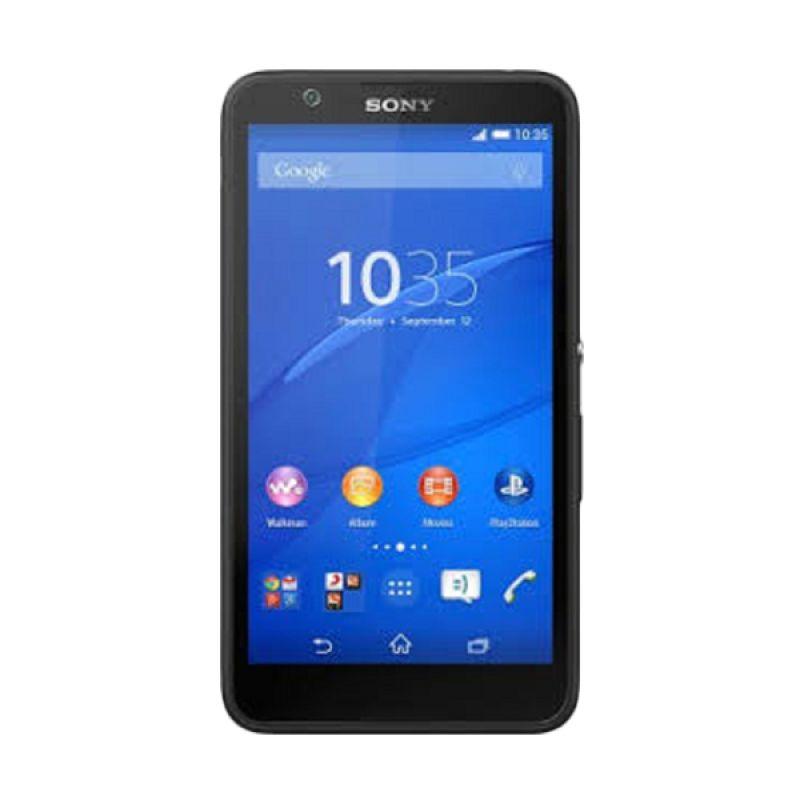 Sony Xperia E4 Dual Smartphone - Black
