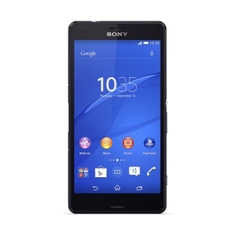 Sony Xperia Z3 D6653 LTE Black Smartphone