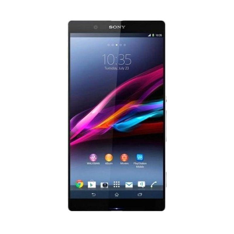 Sony Xperia Z3 Hitam Smartphone [16 GB/LTE]