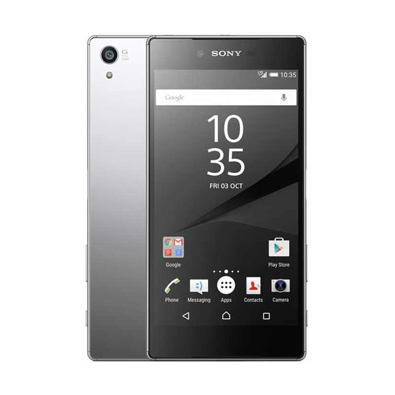 harga Sony Xperia Z5 Premium Dual Smartphone - Chrome [32GB/ 3GB] Blibli.com