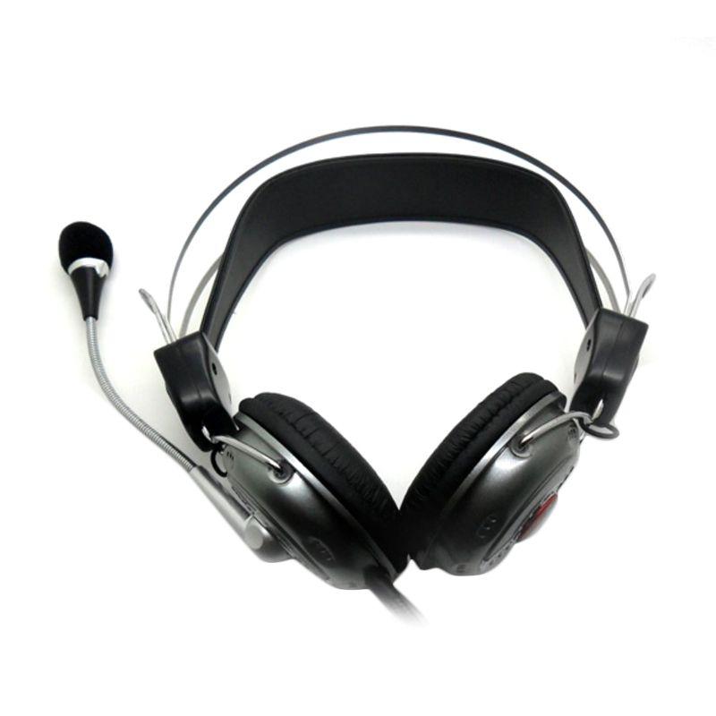 Raoop RP-1525 Hitam Headset