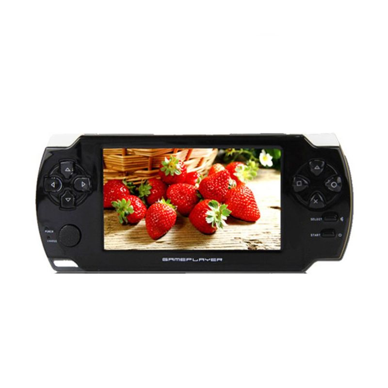 SP Classic 4.3 Inch Touch Screen G800 Game Console