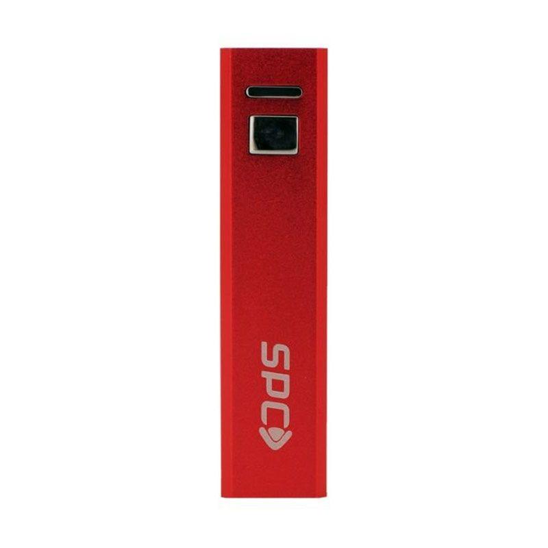 SPC S-PB03A Merah Powerbank [3300 mAh]
