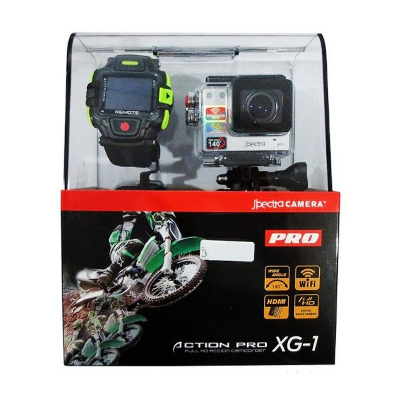 Spectra Action Pro Full Accessories XG-1