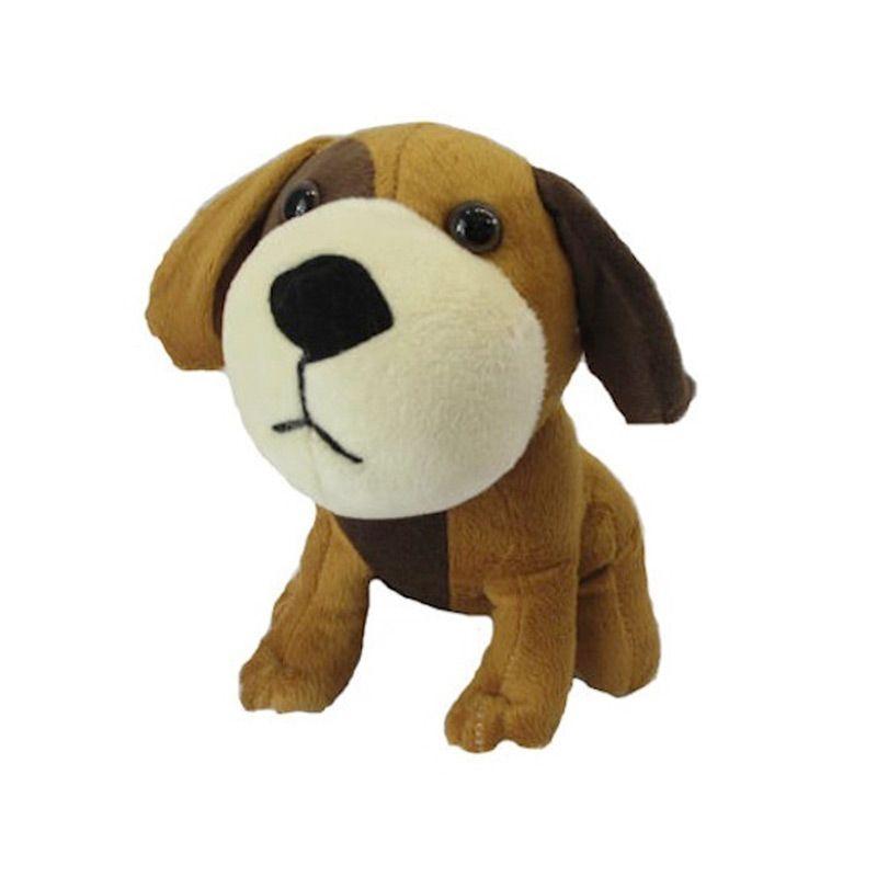 Spicegift Dog Pino Brown Boneka