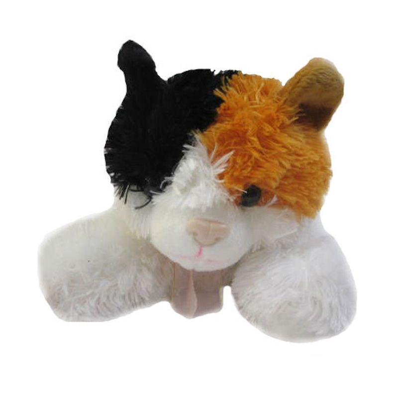 Spicegift Kucing Tidur Three Color Boneka Binatang