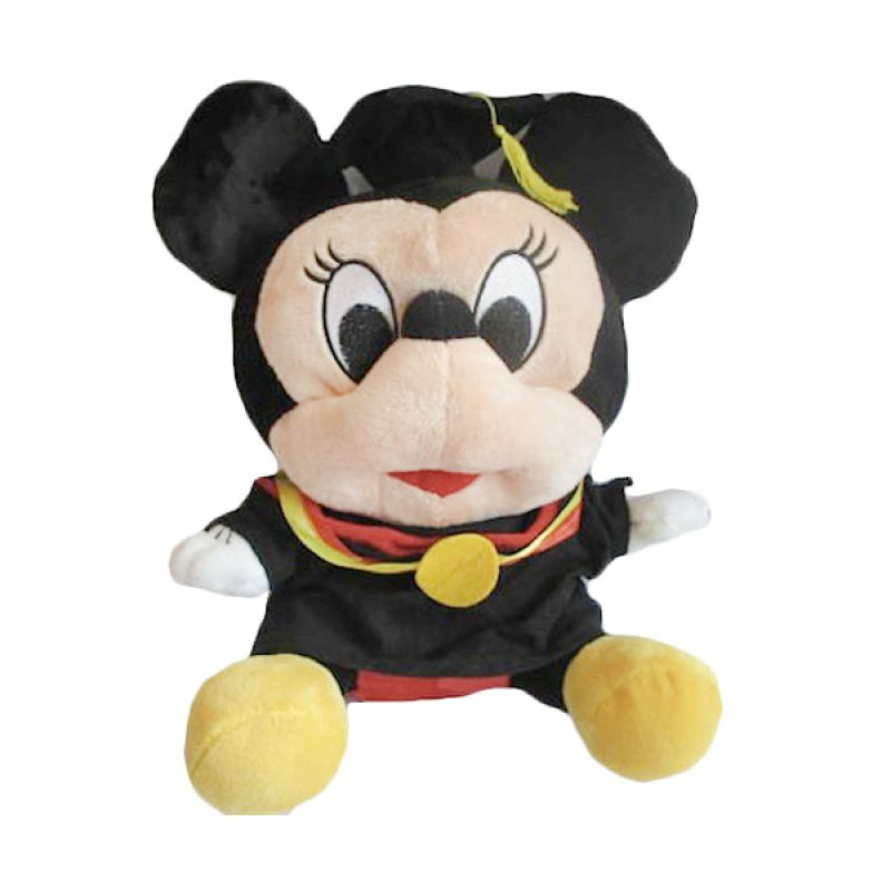 Spicegift Mickey Mouse Wisuda Boneka