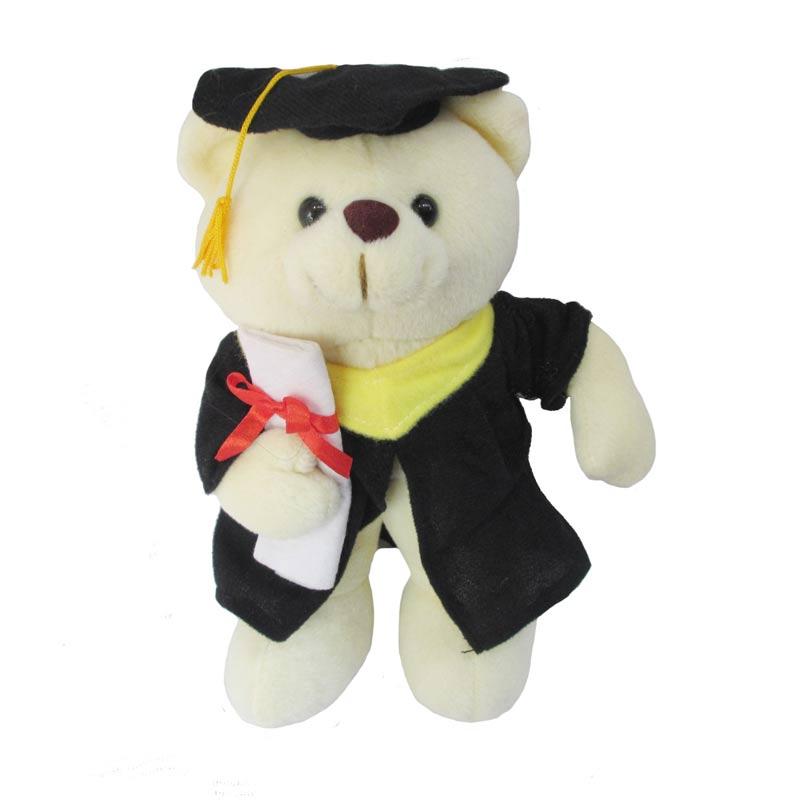 Jual Spicegift Boneka Wisuda Teddy Bear Beruang Slayer Kuning Mainan Anak  Online - Harga   Kualitas Terjamin  b2164acf15