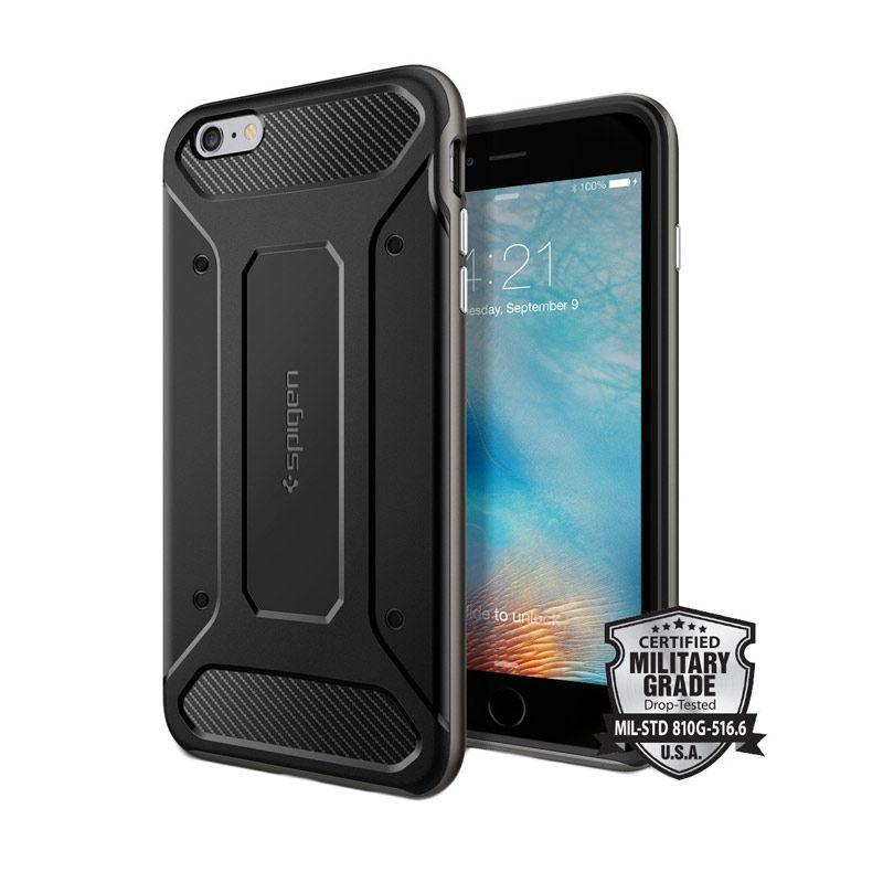 Spigen Neo Hybrid Carbon Gunmetal Casing for iPhone 6 Plus/6s Plus