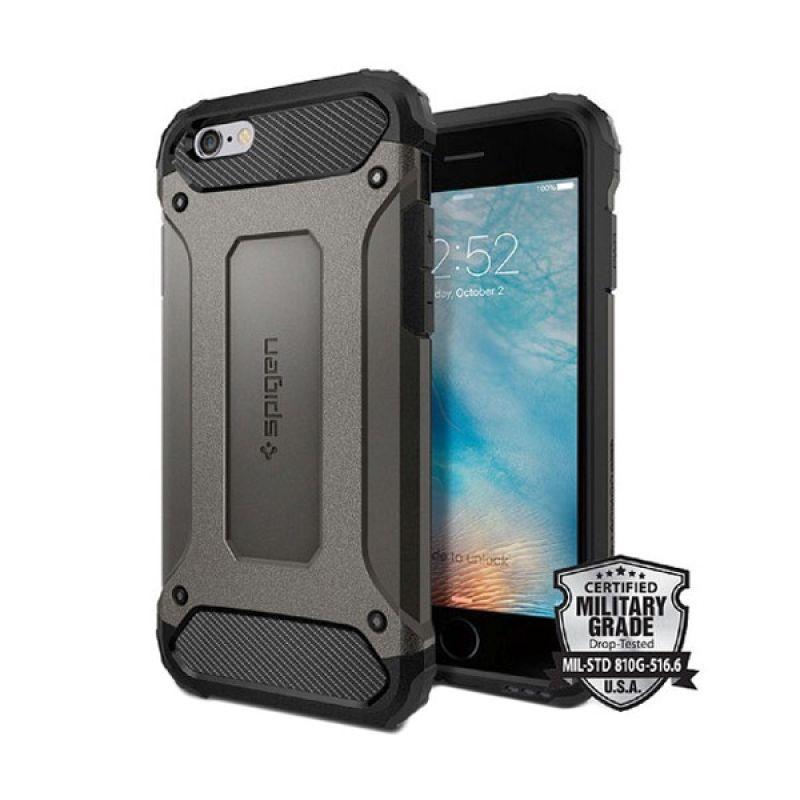 Spigen Tough Armor Tech Gunmetal For iPhone 6S / iPhone 6 [4.7 Inch]