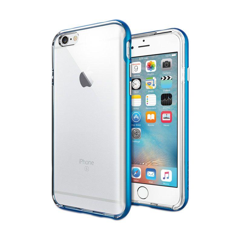 Spigen Neo Hybrid EX Electric Blue Casing for iPhone 6s