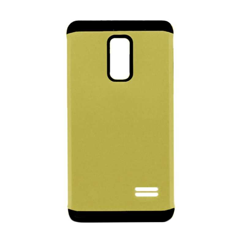 Spigen Neo Hybrid Slim Armor Gold Casing for Lenovo A328
