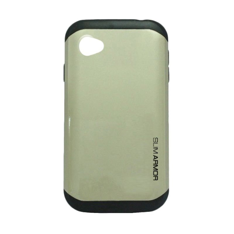 Spigen Neo Hybrid Slim Armor Gold Casing for Lenovo S90