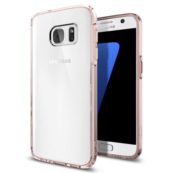 Spigen Ultra Hybrid Rose Crystal Casing for Samsung Galaxy S7