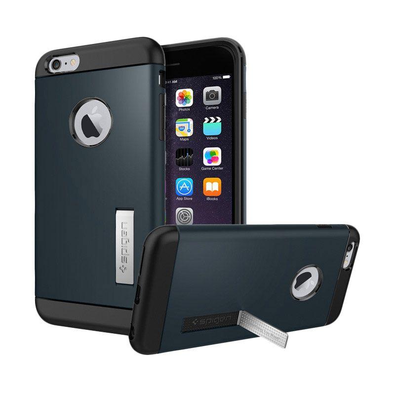 Spigen Slim Armor Metal Slate Casing for iPhone 6 or 6S Plus